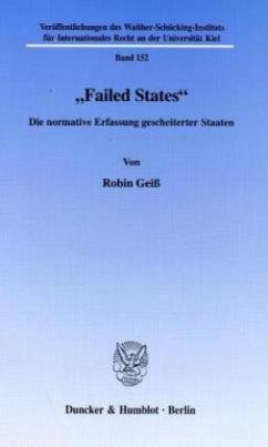 'Failed States'