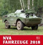 NVA-Fahrzeuge Kalender 2018
