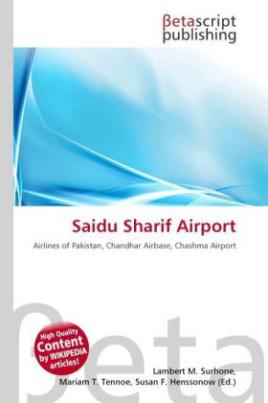 Saidu Sharif Airport