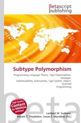 Subtype Polymorphism