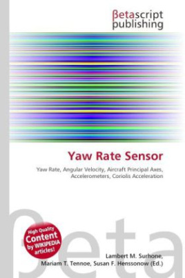 Yaw Rate Sensor