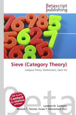 Sieve (Category Theory)
