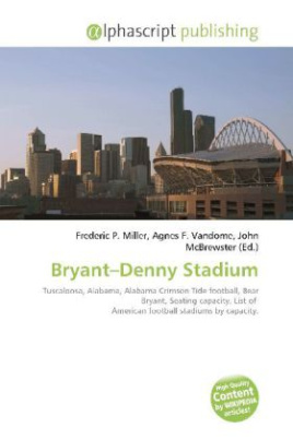 Bryant Denny Stadium