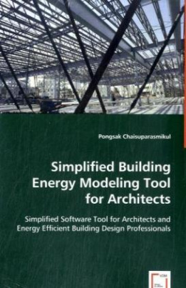 Simplified Building Energy Modeling Tool for Architects