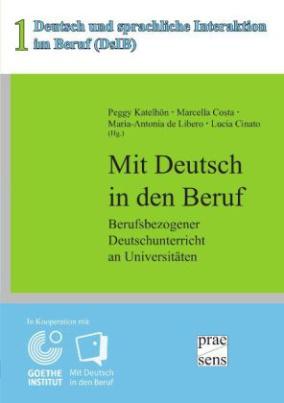 Mit Deutsch in den Beruf