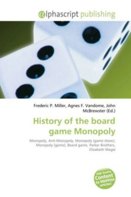 History of the board game Monopoly