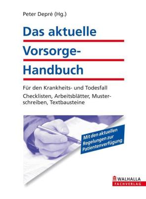 Das aktuelle Vorsorge Handbuch
