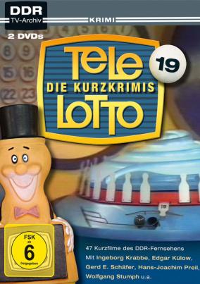 Telelotto  Nr. 19 - Die Kurzkrimis (DDR TV-Archiv)