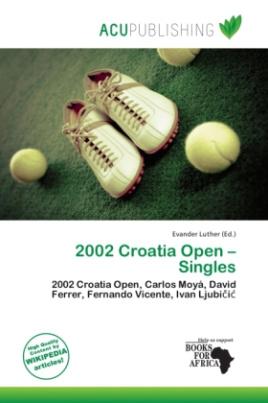 2002 Croatia Open - Singles