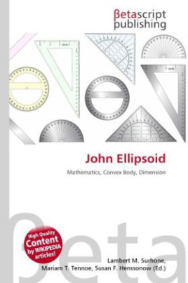 John Ellipsoid