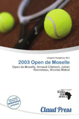 2003 Open de Moselle