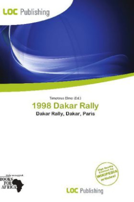 1998 Dakar Rally