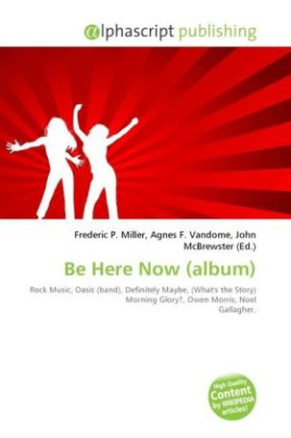 Be Here Now (album)