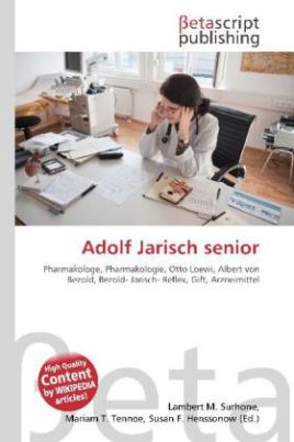 Adolf Jarisch senior