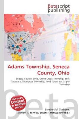 Adams Township, Seneca County, Ohio