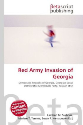 Red Army Invasion of Georgia