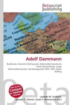 Adolf Dammann