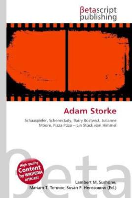 Adam Storke