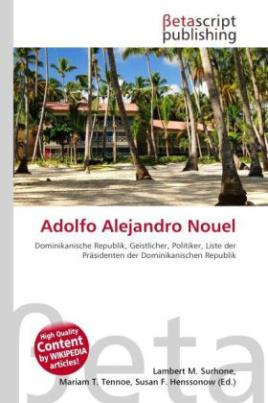 Adolfo Alejandro Nouel