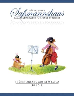 Früher Anfang auf dem Cello. Bd.1