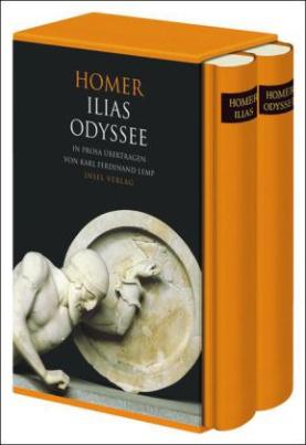 Ilias. Odyssee, 2 Bde.