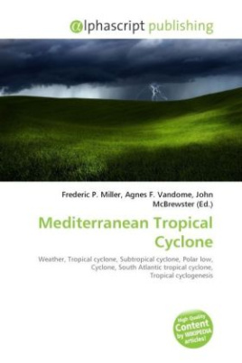 Mediterranean Tropical Cyclone