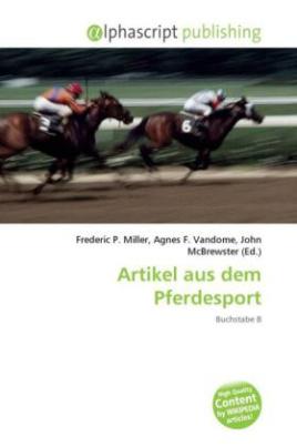 Artikel aus dem Pferdesport