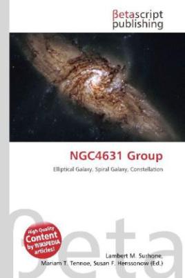 NGC4631 Group