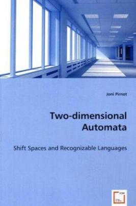 Two-dimensional Automata
