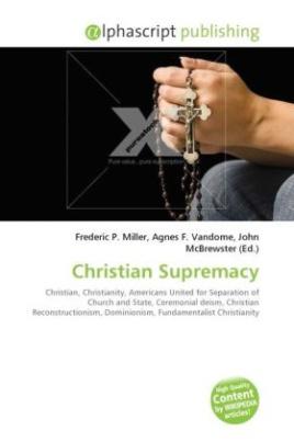 Christian Supremacy