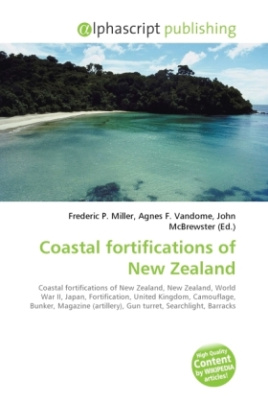 Coastal fortifications of New Zealand