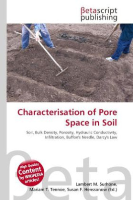 Characterisation of Pore Space in Soil