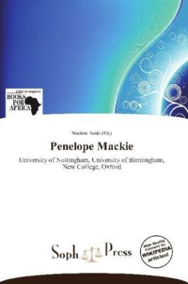 Penelope Mackie