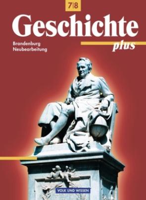Lehrbuch Klasse 7/8, Ausgabe Brandenburg