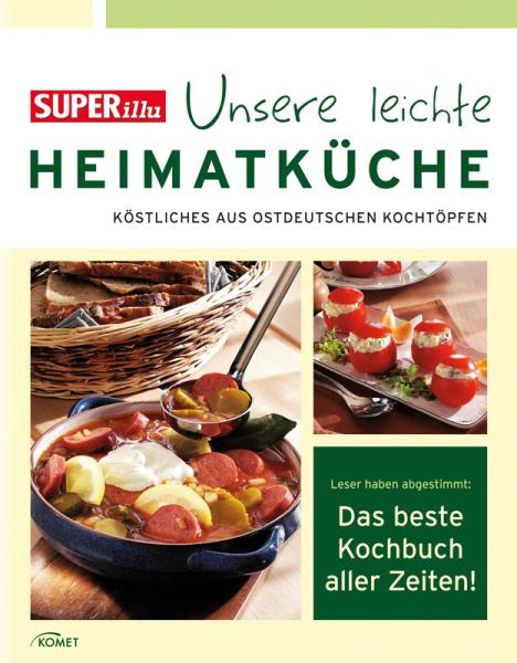 SUPERillu - Unsere leichte Heimatküche