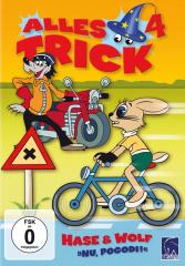 Alles Trick 4 - Hase und Wolf