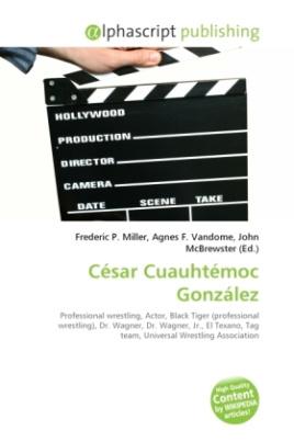 César Cuauhtémoc González