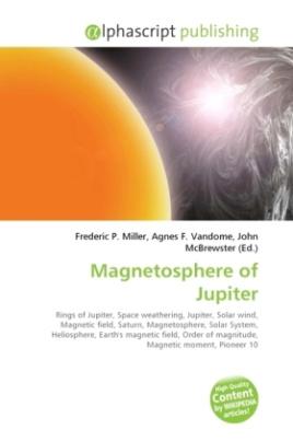 Magnetosphere of Jupiter