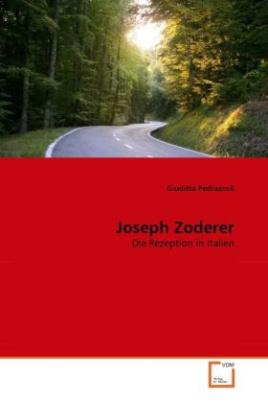 Joseph Zoderer