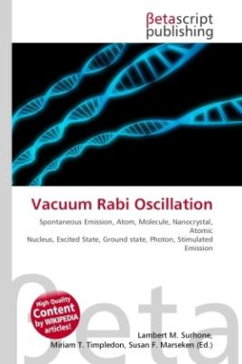 Vacuum Rabi Oscillation