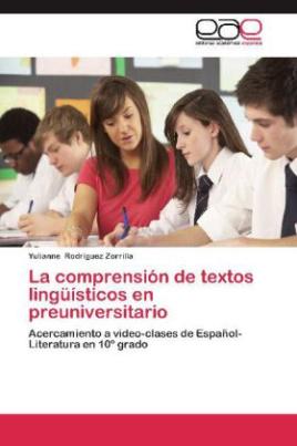 La comprensión de textos lingüísticos en preuniversitario