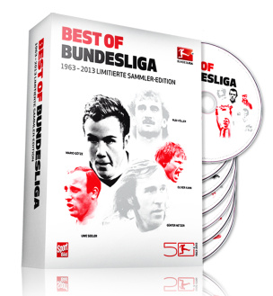 Best of Bundesliga 1963 - 2013