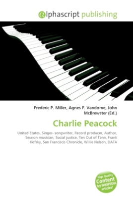 Charlie Peacock