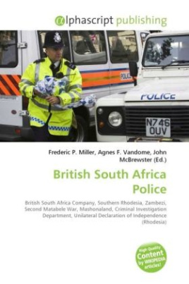 British South Africa Police