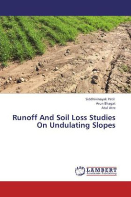 Runoff And Soil Loss Studies On Undulating Slopes