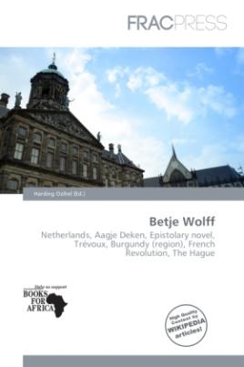 Betje Wolff