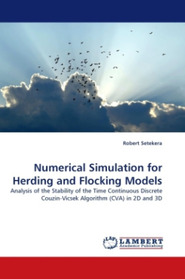 Numerical Simulation for Herding and Flocking Models