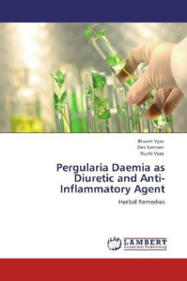 Pergularia Daemia as Diuretic and Anti-Inflammatory Agent