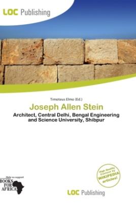 Joseph Allen Stein