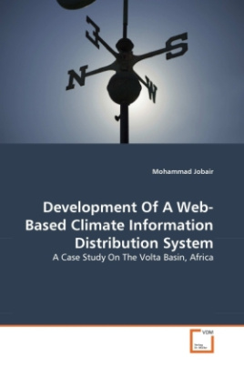 Development Of A Web-Based Climate Information Distribution System
